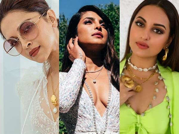 Celebrities Who Aced the Layered Necklace Look