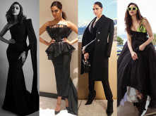 10 Times Deepika Padukone expressed her love for black outfits