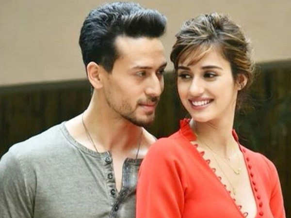 Disha Patani's birthday message for Tiger Shroff is simply awesome