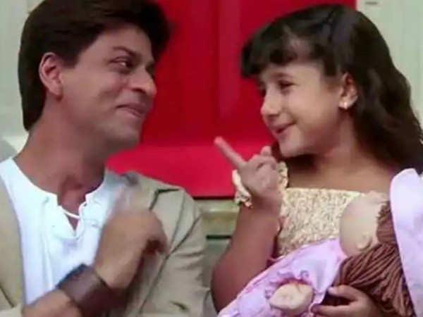 SRK's little co-star from Kal Ho Naa Ho, Jhanak Shukla, is not earning anything