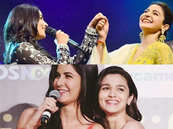 Katrina Kaif and Anushka Sharma have the cutest wish for Alia Bhatt