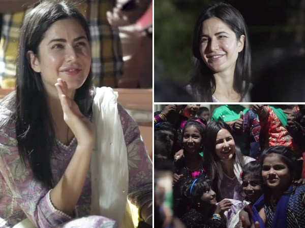 Katrina Kaif shares memories of visiting her mother's school