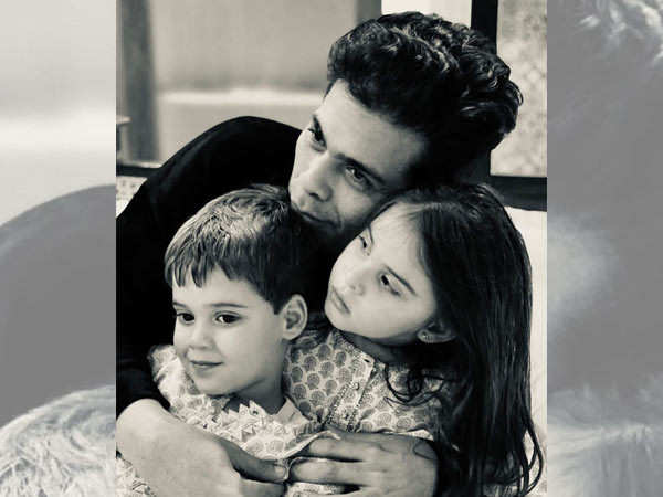 KJo's son, Yash, pulls an SRK in this new video. Watch now!