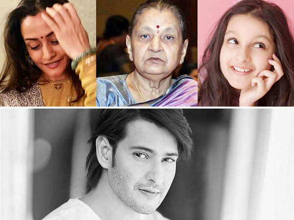 Mahesh Babu wishes all the important women in his life with this special Women's Day post