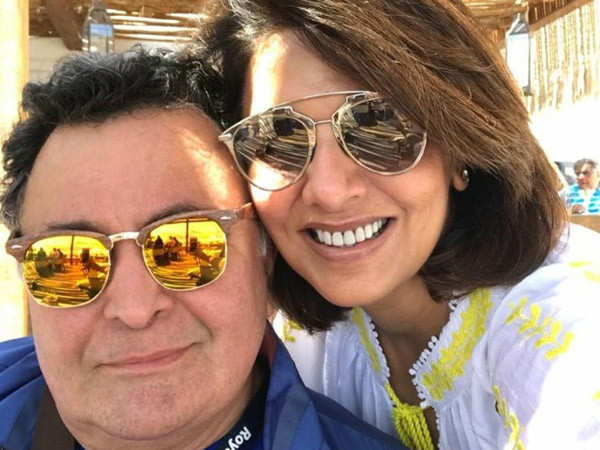 Neetu Kapoor gets nostalgic on Rishi Kapoor's 11 month prayer meet and shares a NYC throwback video