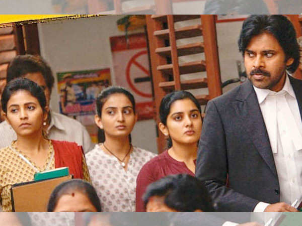 Pawan Kalyan's hard-hitting lawyer avatar is mind-blowing in the trailer of Vakeel Saab