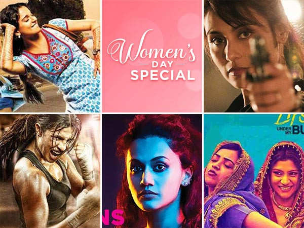 Bollywood Movies That Portrayed Women As The Real Heroes