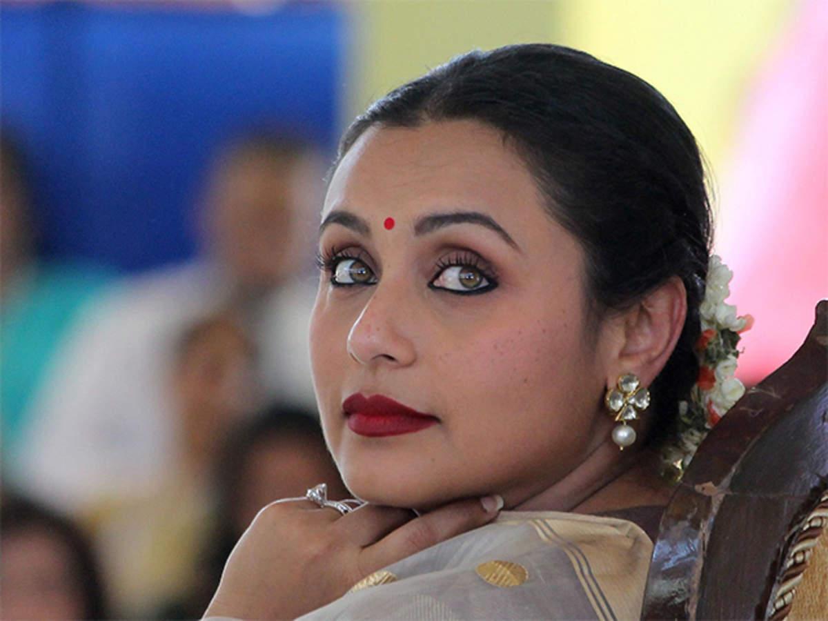 Katrina Kaif, Vaani Kapoor, Shilpa Shetty and more wish Rani Mukerji on her birthday