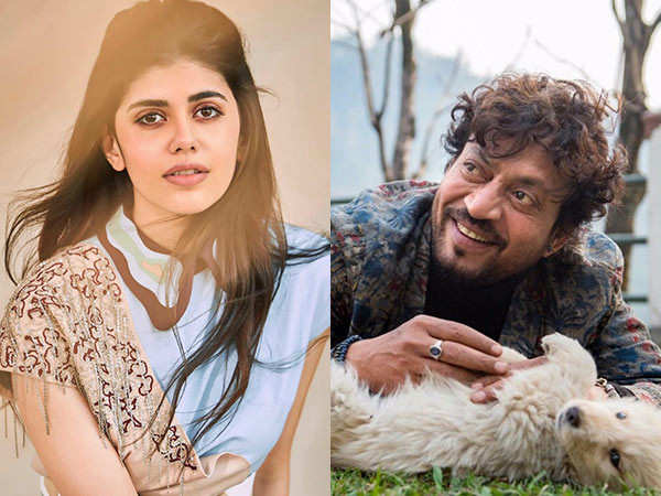 Sanjana Sanghi Talks About What She Learnt From The Late Irrfan Khan