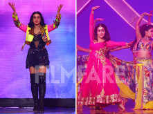 Sara Ali Khan is grace personified on stage at the 66th Vimal Elaichi Filmfare Awards 2021