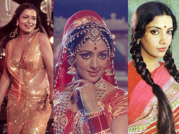 Shabana Azmi shares a throwback picture featuring her with Hema Malini, Raakhee and Zeenat Aman