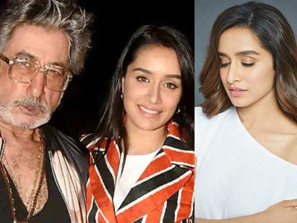 Father Shakti Kapoor is all praise for Shraddha Kapoor