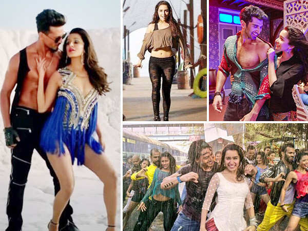 Shraddha Kapoor Songs That Are Amazing Dance Numbers