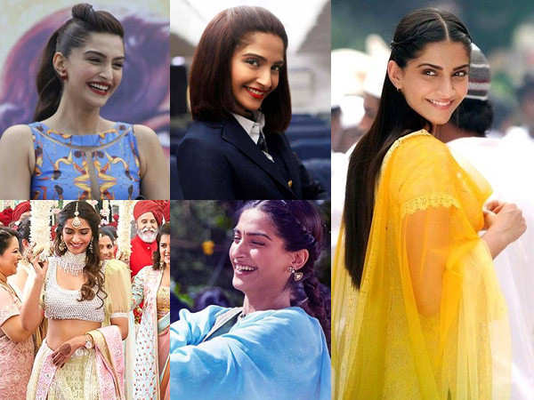 Five strong female characters Sonam Kapoor Ahuja pulled off well
