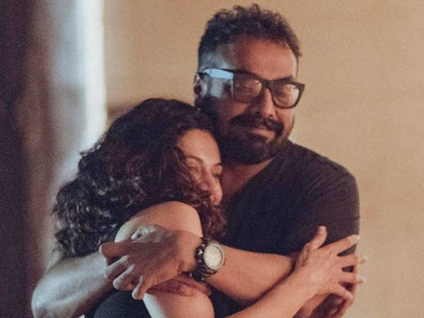 Discrepancies of over Rs 650 crore allegedly found after IT raids on Taapsee Pannu, Anurag Kashyap
