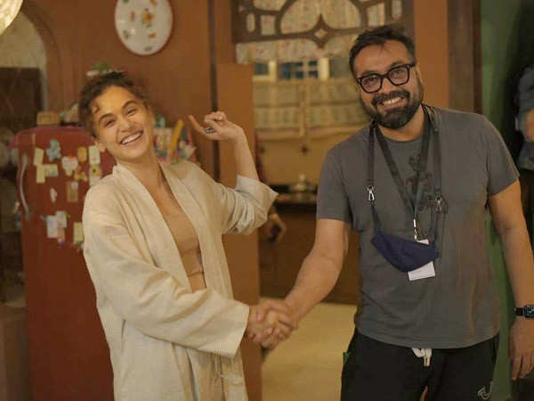 Taapsee Pannu wraps up shooting for Anurag Kashyap's Do Baaraa and the actress shares her experience