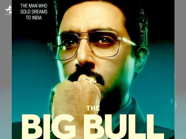 Watch the first teaser for Abhishek Bachchan's The Big Bull