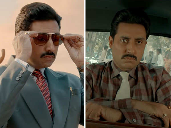 The Big Bull Trailer: Abhishek Bachchan plays the part like no one can