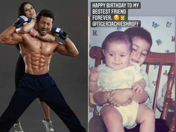 Here's How Tiger Shroff Is Going To Celebrate His Birthday, Reveals Sister Krishna Shroff