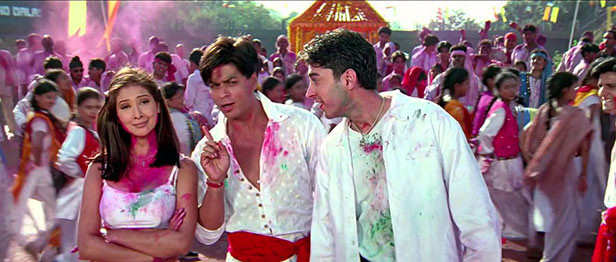 Top Holi songs from Bollywood Films