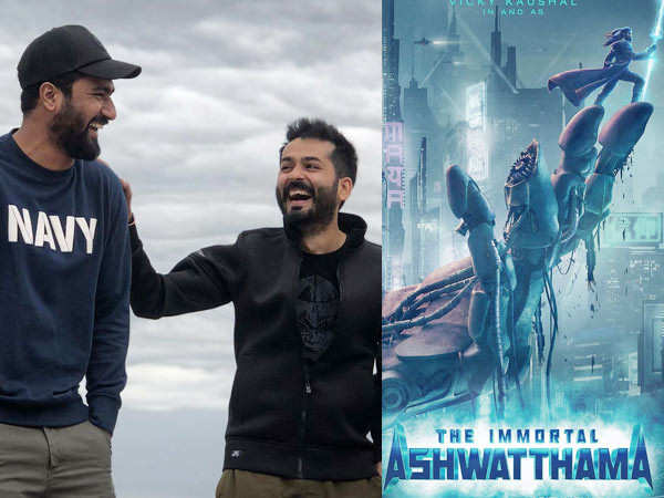 Exclusive: Here's when Vicky Kaushal will start shooting for Ashwatthama