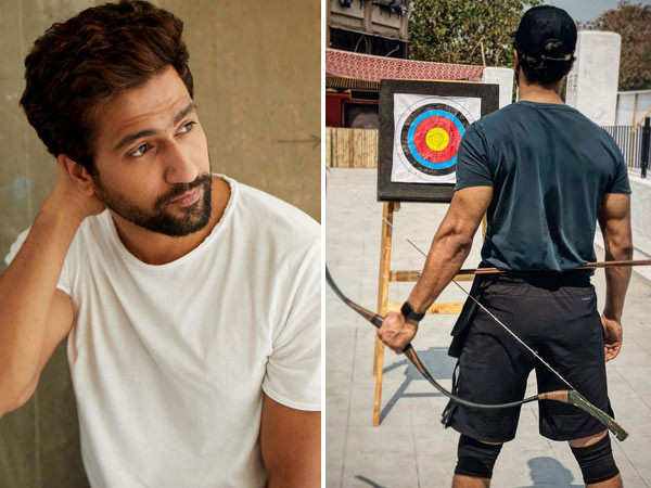 Vicky Kaushal takes his prep for Ashwatthama a notch higher