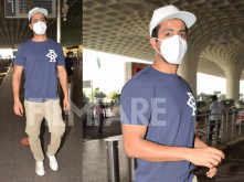 Photos: Vicky Kaushal snapped jetting off from the city