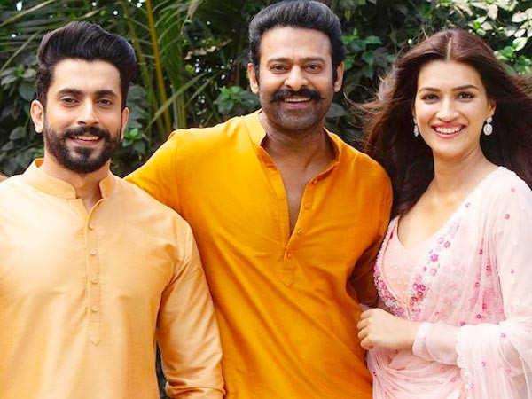 Prabhas and Kriti Sanon's Adipurush's Set To Be Shifted To Hyderabad From Mumbai