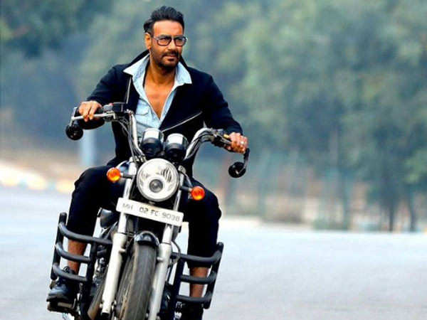 Ajay Devgn wants people to call him Sudarshan