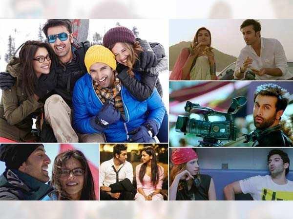 All deleted scenes from Yeh Jawaani Hai Deewani