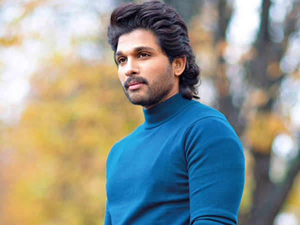 Allu Arjun gives an update on his health after testing positive for COVID-19