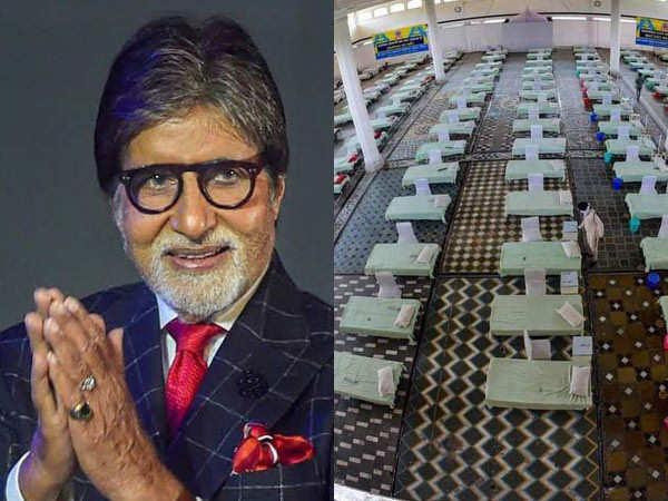 Amitabh Bachchan contributes Rs 2 crore to a Delhi Gurudwara towards COVID-19 relief