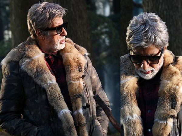 Amitabh Bachchan talks about stopping his daily blog