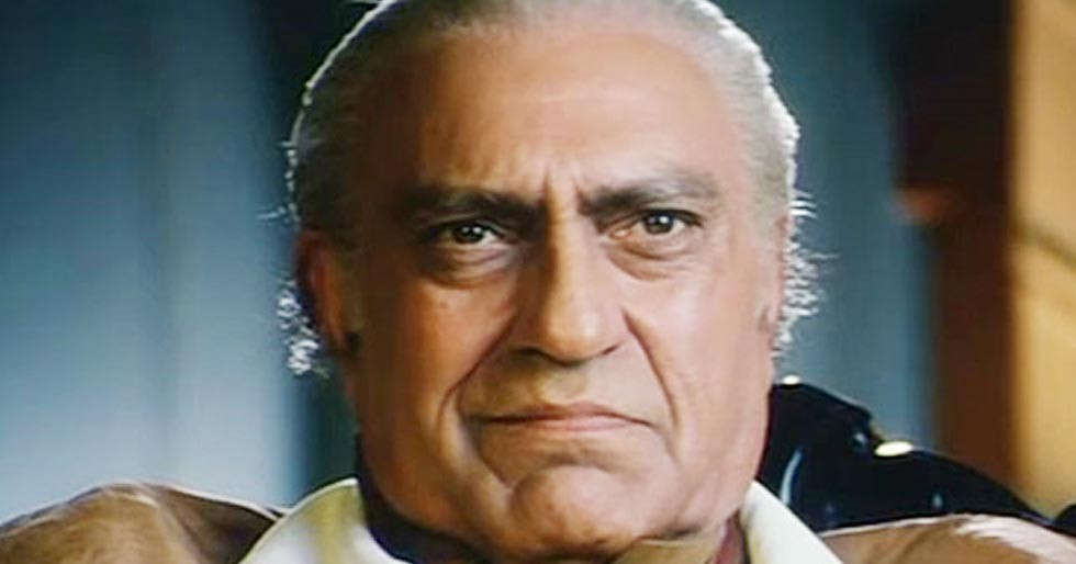 When Amrish Puri stormed off a set because of another actor