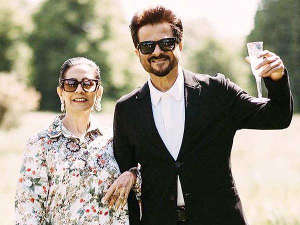 Anil Kapoor pens heartfelt note to Sunita Kapoor on their wedding anniversary