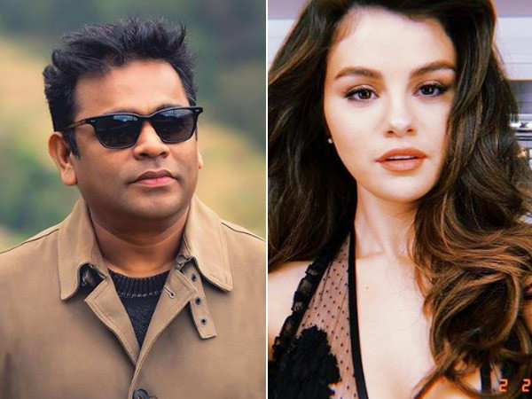 AR Rahman Speaks About Collaborating With Selena Gomez
