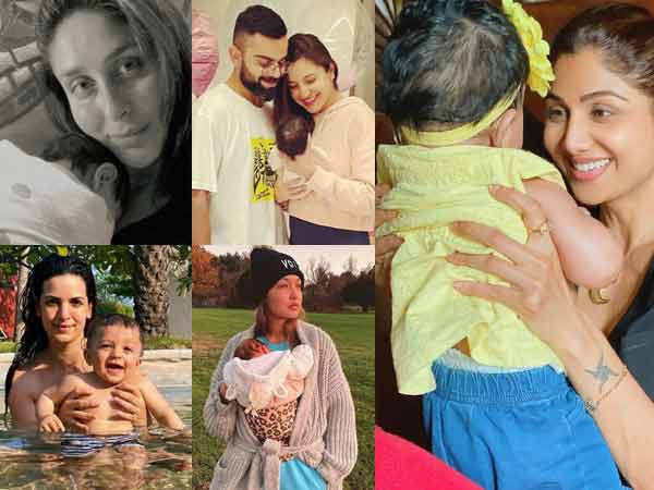 Celebs Who Became Mothers During The Pandemic