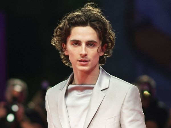 Timothée Chalamet to play a young Willy Wonka