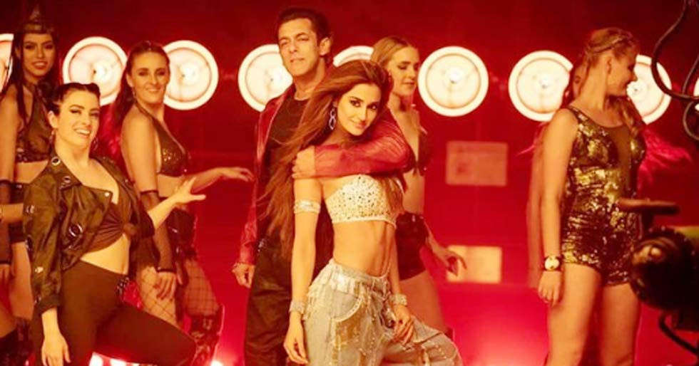 I was working with the biggest star of the country: Disha Patani on Salman Khan