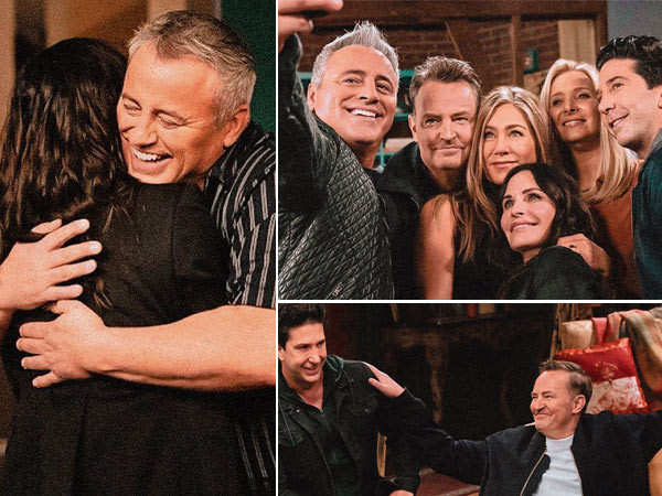 FRIENDS Reunion: Jennifer Aniston and the cast are being paid a massive amount