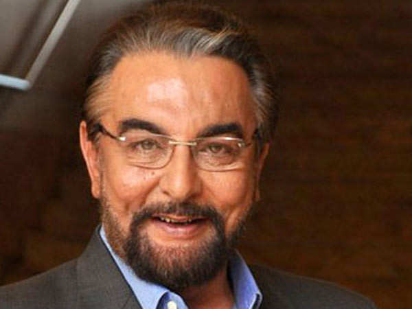 My belief is that anything I believe in, I bring into reality - Kabir Bedi