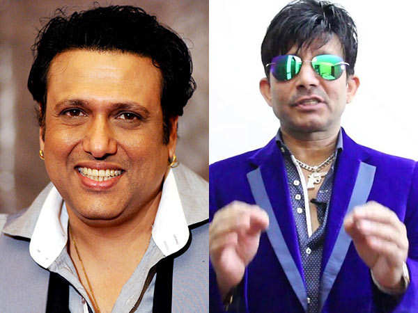 Kamaal R. Khan thanks Govinda for support in his legal battle with Salman Khan