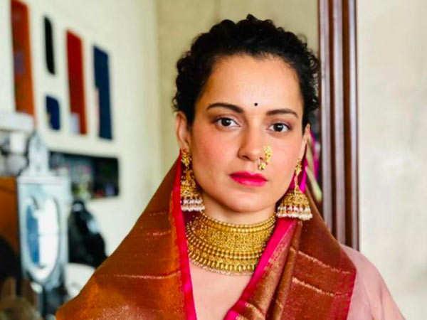 Instagram deletes Kangana Ranaut's COVID post