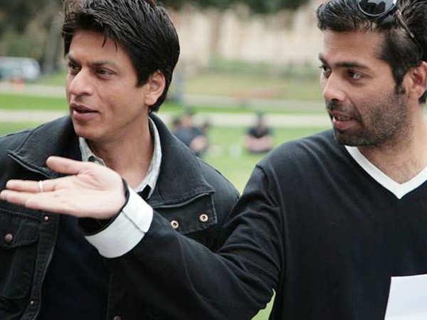 Here's how Shah Rukh Khan completely won Karan Johar over