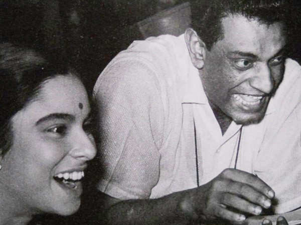 Madhabi Mukherjee remembers Satyajit Ray on his 100th birthday anniversary