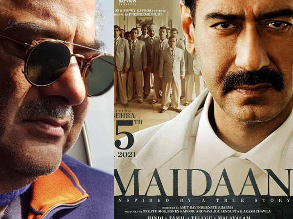 Boney Kapoor to pay additional Rs 7 crores to rebuild Maidaan sets