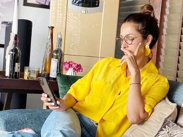 Malaika Arora posts a picture of the devastation caused by Cyclone Tauktae