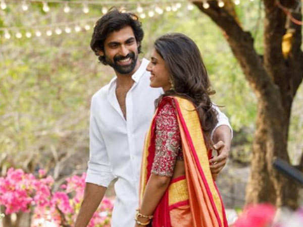 Miheeka Bajaj calls marrying Rana Daggubati her best decision ever
