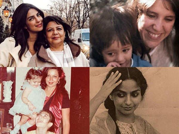 Katrina Kaif, Kareena Kapoor Khan, Shahid Kapoor And More Pen Down Messages For Their Mothers