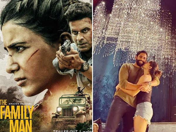 Naga Chaitanya rates wife Samantha Akkineni's The Family Man season 2's trailer